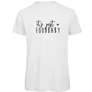 » It's just a Foodbaby « Men Shirt