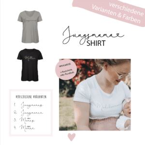 » Jungsmama « Lady Shirt