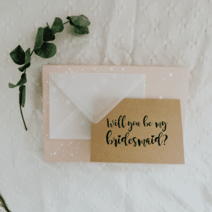 » Will You be my bridesmaid « Karte DIN A6