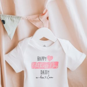 » First Fathersday « Body