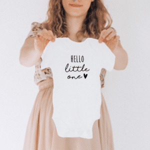 » Hello little one « Body